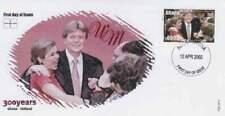 Envelop Royalty 2002 - Ghana - Huwelijk Willem Alexander en Maxima (roye083)