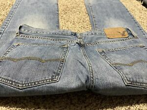 AE AMERICAN EAGLE OUTFITTERS ORIGINAL BOOT MEN'S JEANS SIZE 32X30