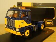 IXO ASG TRANSPORT VOLVO F88 1971 TRUCK CAB MODEL TR034 1:43