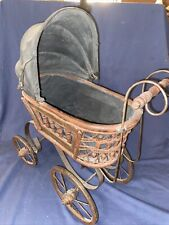 Antique Style Baby Doll Carriage