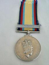 Gulf War Medal 1991- 2nd CK A SPEIRS RFA.