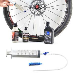 Bicycle Tubeless Tire Liquid Injection Tool Bikes Tire Tubeless Sealant Injec