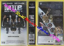 VHS film MIB MEN IN BLACK II 2003 Jones Smith SIGILLATO COLUMBIA (F140) no dvd