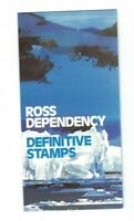 NZ362) Ross Dependency 1982 Definitives Presentation Pack MUH