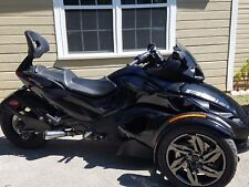 2010-2013 Can-Am Spyder RT exhaust RLS Exhaust Assassin  series polished