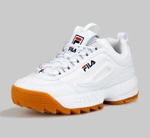 Mens FILA DISRUPTOR II Premium Athletic Shoes size 10.5 Sneakers PRM NEW