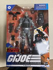 GI JOE CLASSIFIED SERIES SPECIAL MISSIONS COBRA ISLAND FIREFLY TARGET