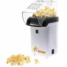 BaboTech Heißluft Popcornmaschine für Zuhause ohne Öl - klein mit Popcornmais