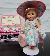 New Vogue Ginny Doll Picture Perfect Limited Edition 2001 Hat Box Garden Outfit!