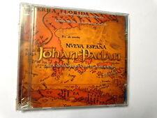 JOHAN PADAN  - A LA DESCOVERTA DE LE AMERICHE -  COLONNA SONORA -  CD SIGILLATO