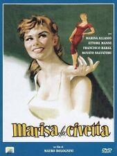Marisa La Civetta (1957) DVD