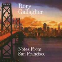 Rory Gallagher - Notes From San Francisco Neuf CD