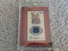 2014 Topps Allen Ginter Leigh Anne Minutoli Employee Mini Relic EER-LM 5/10