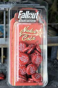 FALLOUT WW NUKA COLA CAPS SET