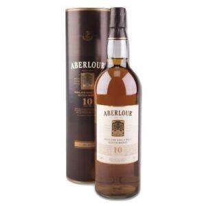 Aberlour 10 Jahre mit 1 Liter und 40 % Vol. Single Malt Whisky NEU