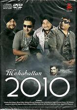 MOHABATTAN 2010 - NEW BOLLYWOOD FULL SONG DVD - FREE UK POST