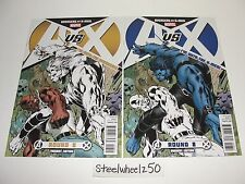 Avengers Vs X-Men #8 Alan Davis Team Variant Lot Marvel Comics Beast Luke Cage