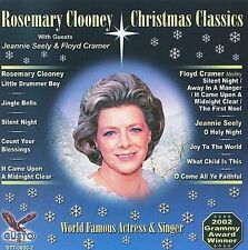 "ROSEMARY CLOONEY, CD ""CHRISTMAS CLASSICS""  NEW SEALED"