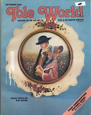 TOLE WORLD ~ SEPTEMBER 1985