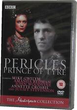 Pericles Prince Of Tyre BBC Shakespeare DVD New Sealed