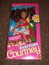 Cool Tops Courtney Doll 7079 Skipper Barbie Teen Friend NRFB MINT Vintage 1989