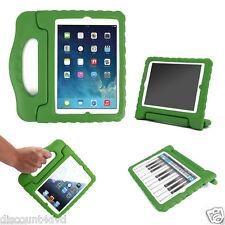 enfant Poignée léger protectrice étui support étui pour Apple Ipad 2/3/4 Green