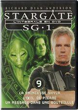STARGATE SG1 - Intégrale Kiosque - DVD N°9 - Saison 2 - Episode 5 à 7