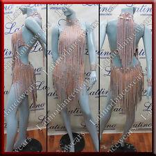 LATIN RHYTHM SALSA BALLROOM COMPETITION DANCE DRESS (LS342)