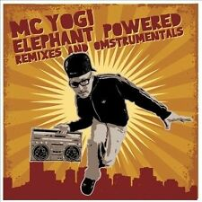 NEW Elephant Powered: Omstrumentals & Remixes (Audio CD)