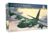 C-130 E/H Hercules 1:72 Plastic Model Kit 0015 Italeri