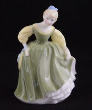 "Royal Doulton Figurine Fair Maiden Hn 2211 (5 1/2"" Tall)"