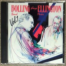 BOLLING PLAYS ELLINGTON ~ VOLUME 1 ~ CD ~ 11 CLASSIC SONGS!