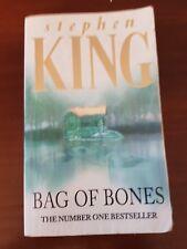 Bag of Bones by Stephen King (Paperback, 1999) book FAST FREE POST