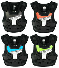 GP-PRO EVOLUTION LITE MOTOCROSS MX OFF ROAD BODY ARMOUR NECK BRACE COMPATIBLE