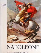 OCTAVE AUBRY NAPOLEONE ISTITUTO ITALIANO D'ARTI GRAFICHE 1965