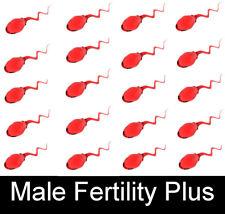 fertilité masculine Plus Améliore votre sperme Nombre Par 500% 2 mois Cure