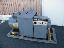 Worthington 25 Hp Rotary Vane Air Compressor Ingersoll Rand Compair Screw