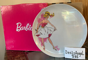 Mattel Barbie Collector Plates Set Of 4 New