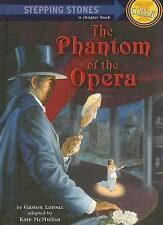 Bullseye Chillers: The Phantom of the Opera by Gaston Leroux (1989, Hardcover)