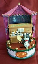 The Follies 1989 Enesco Small World of Music Collection There's No business Like