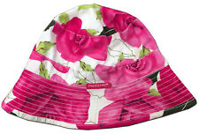 RARE ULTIMATE Fred Bare DIVINE Large 56cm PINK CABBAGE ROSE Hat