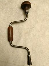 Vintage MILLER FALLS/yankee/Stanley ? Bit Brace Drill appears very early