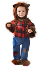 Dress up America 489-t2 Baby Wolfman Costume Size T2