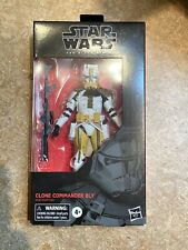 """Star Wars Black Series Clone Commander Bly 6in New  """"Last One In Stock"""