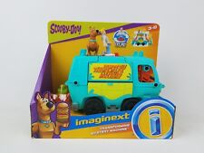 Imaginext Scooby Doo Transforming Mystery Machine play set new