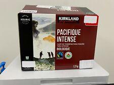Kirkland Signature Coffee Keurig K-Cups Pacific Bold Roast 100 COUNT 11/13/2021