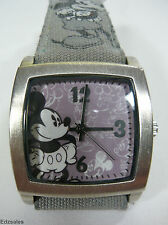 Limited Edition Mickey Mouse Disney Parks Release Square Face Watch