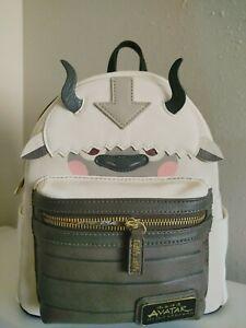 NWT Nickelodeon: Mad Engine Avatar Appa Mini Backpack