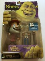 Shrek Lord Farquaad Mascot Action Figure