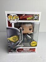 Funko Pop! Marvel Ant-Man & Wasp #341 WASP Unmasked  Limited Chase Edition